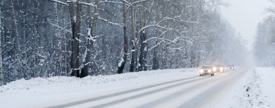 Drive Safely This Winter with These Winter Driving Tips